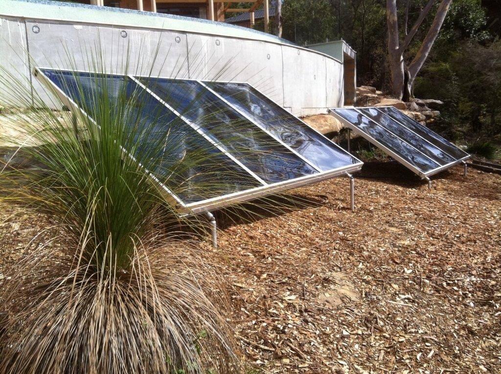 Solartherm Ground Mount 6 Panel